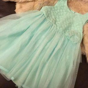 👗Cherokee gorgeous girls dress size 5 EUC👗💕